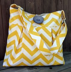 This is technically a diaper bag, but I really like it.
