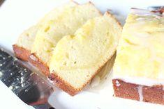 Super soft and sweet with a little tart, lemon tart pound cake. Recipes Using Lemon Curd, Recipe Using Lemons, Lemon Desserts, Easy Desserts, Very Hungry, Pound Cake, No Bake Cake, How To Make Cake, Cornbread