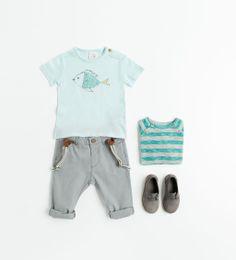 LOVE suspenders for little boys! :)