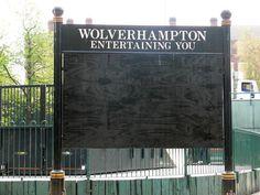 Wolverhampton entertaining