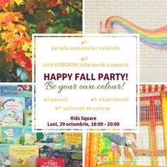 Happy Fall Party Happy Fall, This Or That Questions, Holiday, Party, Projects, Kids, Log Projects, Young Children, Vacations
