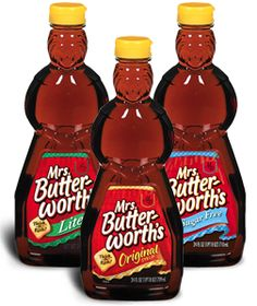 $1.00 off Any (2) Mrs. Butterworth's 24 oz. Syrups Coupon on http://hunt4freebies.com/coupons