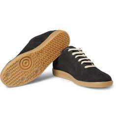 Loving these classic Margiela sneakers. I want!