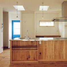 kicheさんの、キッチン,ナラ材,一戸建て,オーダーキッチン,のお部屋写真