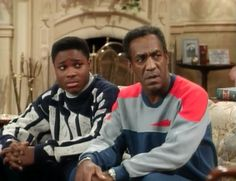 the Cosby show. Look at to owe sweaters boy