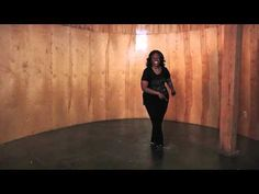 Mandisa choreographed her own Zumba moves to her song Good Morning!