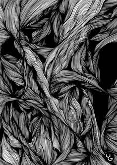 Bill Hosterman ~ Line (intaglio) | Art | Pinterest | Bill O'brien ...
