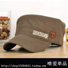 747c1156154 Fashion Military Hat 100% Cotton Male Cadet Engineering Cap Sunbonnet Sun  Hat Adjustable Size 56
