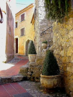 Belle village Eze in Provence   by © CHRIS230