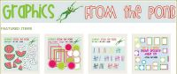 Free Clip Art for Teachers by Graphics from the Pond #teaching