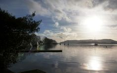 7 reasons to visit Britain in winter. Sunset over Windermere in the Lake District