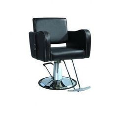 Stylist Stations and Furniture: Black Modern Hydraulic Barber Chair Styling Salon Beauty Spa Supplier 8850 -> BUY IT NOW ONLY: $300.95 on eBay!