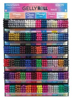 gel pens (especially Gelly Roll, as they don't bleed into ink or alcohol markers, they stick to the page best and mix with many mediums - especially white ones) Coloring Books, Coloring Pages, Colouring, Stationary School, Cute School Supplies, Posca, Gel Pens, Gel Pen Art, Copics