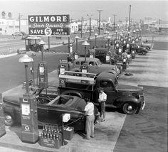 Gilmore, LA, 1940s.