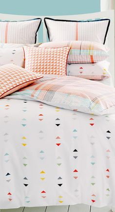 print & pattern: HOME TEXTILES - next : high summer 2015