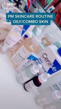 Moisturizer For Oily Skin, Oily Skin Care, Healthy Skin Care, Face Skin Care, Makeup Tips For Oily Skin, Skincare For Oily Skin, Facial Cleanser, Best Skin Care Regimen, Skin Care Tips