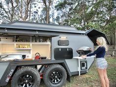 Superior Comfort Off-Road Camper Off Grid Trailers, Off Road Camper Trailer, Camper Trailers, Kayak Trailer, Expedition Trailer, Overland Trailer, Offroad, Adventure Trailers, Truck Camping