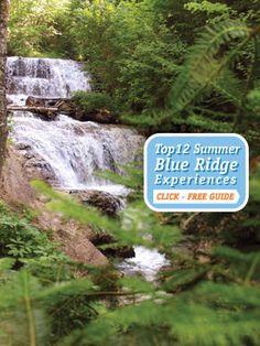 Cool Summer Fun in Georgia's Blue Ridge  Fun stuff to get out and experience around Blue Ridge, Ga