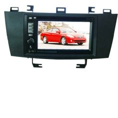 6.2\'\' Toyota Solara DVD Player with touch screen, USB, SD, AM/FM radio, TV, Bluetooth, Ipod, Igo map with 2G SD card