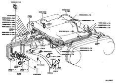 TOYOTA OEM 84-88 Pickup Windshield-Molding 7553189104