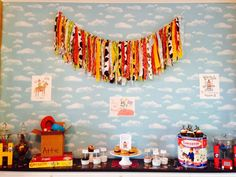 Toy Story Birthday Party Ideas | Photo 2 of 96 | Catch My Party