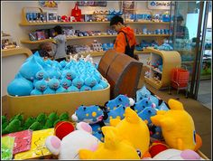 Square Enix Shop (2) by Jose Carlos DS, via Flickr