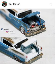 The best diecast custom cars - your custom Hot Wheels episode 15 Lowrider Model Cars, Diecast Model Cars, Custom Hot Wheels, Custom Cars, Spiderman Craft, Chevy, Vintage Cars, Corgi, Scale Models