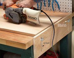 DIY Workbench Upgrades | The Family Handyman