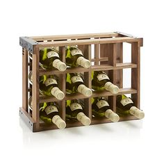 Case Wine Rack | Crate and Barrel