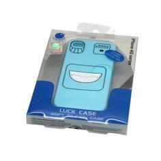 Te presentamos la funda para iPhone Faces para darle un toque original a la parte trasera de tu iPhone 4/4s. Cuando te llamen y coloques el iphone sobre tu oreja, podrás lucir sin darte cuenta el diseño original que posee esta divertida carcasa para iPhone.Con esta carcasa podrás transformar tu iPhone en una divertida cara gamberra.Características:Funda de silicona para añadir protección a su dispositivo móvilAcceso total a toda la botonería del iphone incluido el conector de carga y la ...