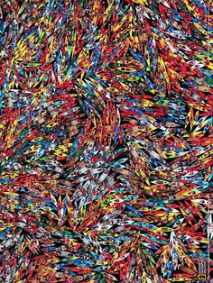 2000 Canoes! - canoés sur le « Fourth Lake » publiée par le National Geographic.