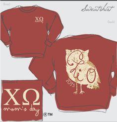 Chi O sweatshirt by geneologie