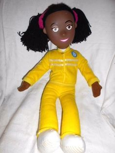 Balamory Josie Jump Doll - H Movie Characters, Ronald Mcdonald, Childhood, Dolls, Baby Dolls, Infancy, Doll