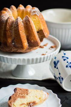 Joghurt Marmorkuchen, der Reiseproviant French Toast, Breakfast, Recipes, Food, Yogurt, Cake Ideas, Bakken, Biscuits, Kaffee