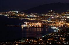 Puerto de Malaga (Spain)