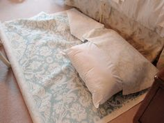 DIY by Design: Euro Pillow Shams