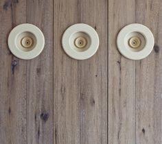 custom speaker wall by LV Wood