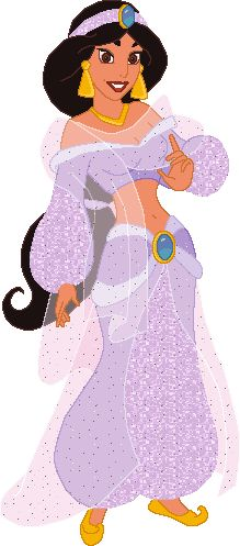 Jasmine cartoon | http://www.glitters123.com/cartoons/cartoon/sheening-jasmine-graphic/