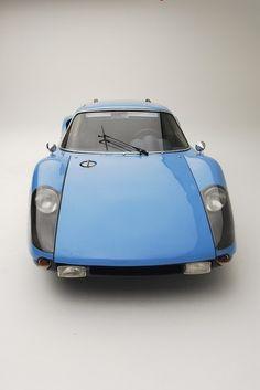 Automotors by Daniel Alho / 1964 Porsche 904 GTS coupe