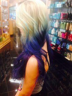 Ombre by Haley hill