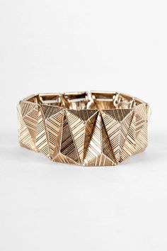 Ughh, there's a reason why my Golden category has more pins than any other. I'm addicted.     Trifecta Bracelet by i.cco