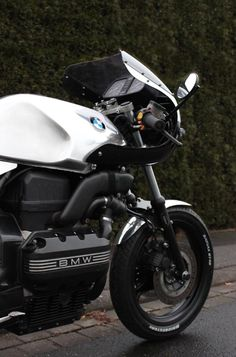 F&O Fabforgottennobility — fabforgottennobility: BMW K75S, Kafe Racer by...