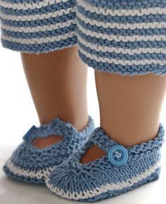 Strickmuster für puppenkleider - Schöne Sommerkleidung für deine Mädchenpuppe und deine Jungenpuppe