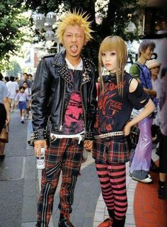 I love their style, makes me smile.