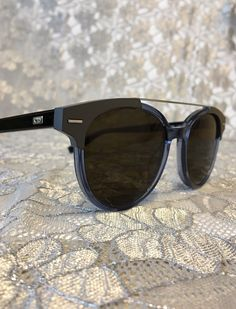ef2e9cb26ae1f7 How lovely is this pair of Dior sunglasses - Find the Dior eyewear  collection on www