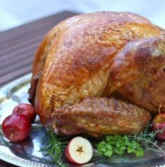 The Best Way to Roast a Turkey (the simple way) - THIS ONE'S FOR YOU, MELISSA!!