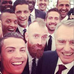 All FIFA World Cup 2014 Teams Selfies