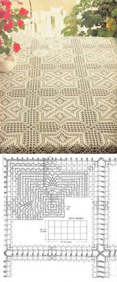 One of my favorite crochet patterns. I've made this many times in various colors and sizes. Makes an easy, fast, and beautiful gift for a special occasion.