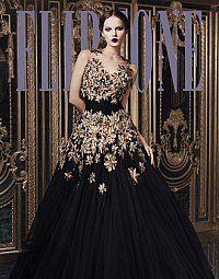 "Rami Kadi ""Le gala des mystères"", F/W 2013-2014 - Couture"