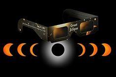 na Solar Eclipse Glasses Solar Glasses, Solar Eclipse Glasses, Tracy Thomas, Solar Eclipse Facts, Eclipse Book, Goggles Glasses, Amazon Fulfillment Center, Light Eyes, Filters